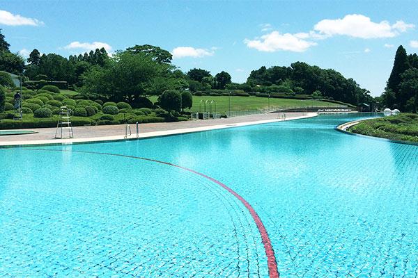夏期限定「屋外リゾートプール」有料